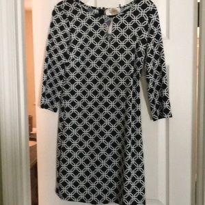 NWT Julie Brown navy dress